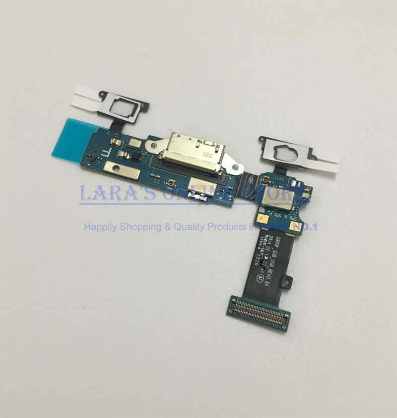 For Samsung Galaxy S5 SM G900F/H/V/M/D USB Port Daughter Board with Touch Keypad Charging Port Flex Cable + Microphone|microphone usb port|usb charging port|flex board - title=