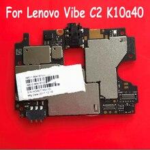Оригинальная лучшая Рабочая мобильная электронная панель материнская плата для lenovo Vibe C2 K10a40 материнская плата шлейф