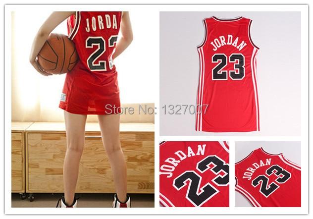 michael jordan 23 jersey dress