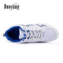 Men shoes 2018 mesh Breathable Ultra-light lace-up shoes men sneakers spring comfortable men vulcanize Shoes