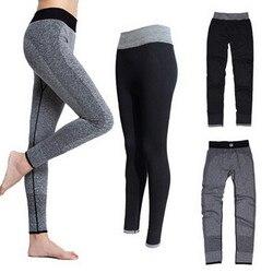 [AoSheng] 2019 Spring-Autumn Women's Leggings Fitness High Waist Elastic Women Leggings Workout Legging Pants 4