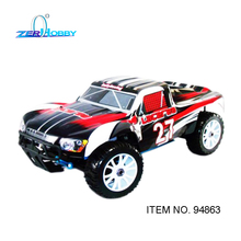 HSP RACING RC CAR TOYS 1/8 NITRO POWERED SHORT COURSE 4WD OFF ROAD WITH 18CXP ENGINE STARER INCLUDED (item no. 94863) rc car hsp 1 8 scale 4wd nitro powered on road rally racing car 18cxp engine item no 94866
