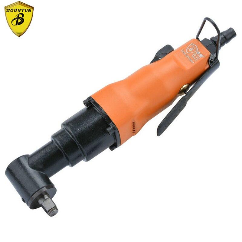 Borntun 3/8 Double-hammer Pneumatic Air Impact Wrench Industrial Two-hammer 9.5mm Car Tyre Repairing Maintenance Pneumatic Tool