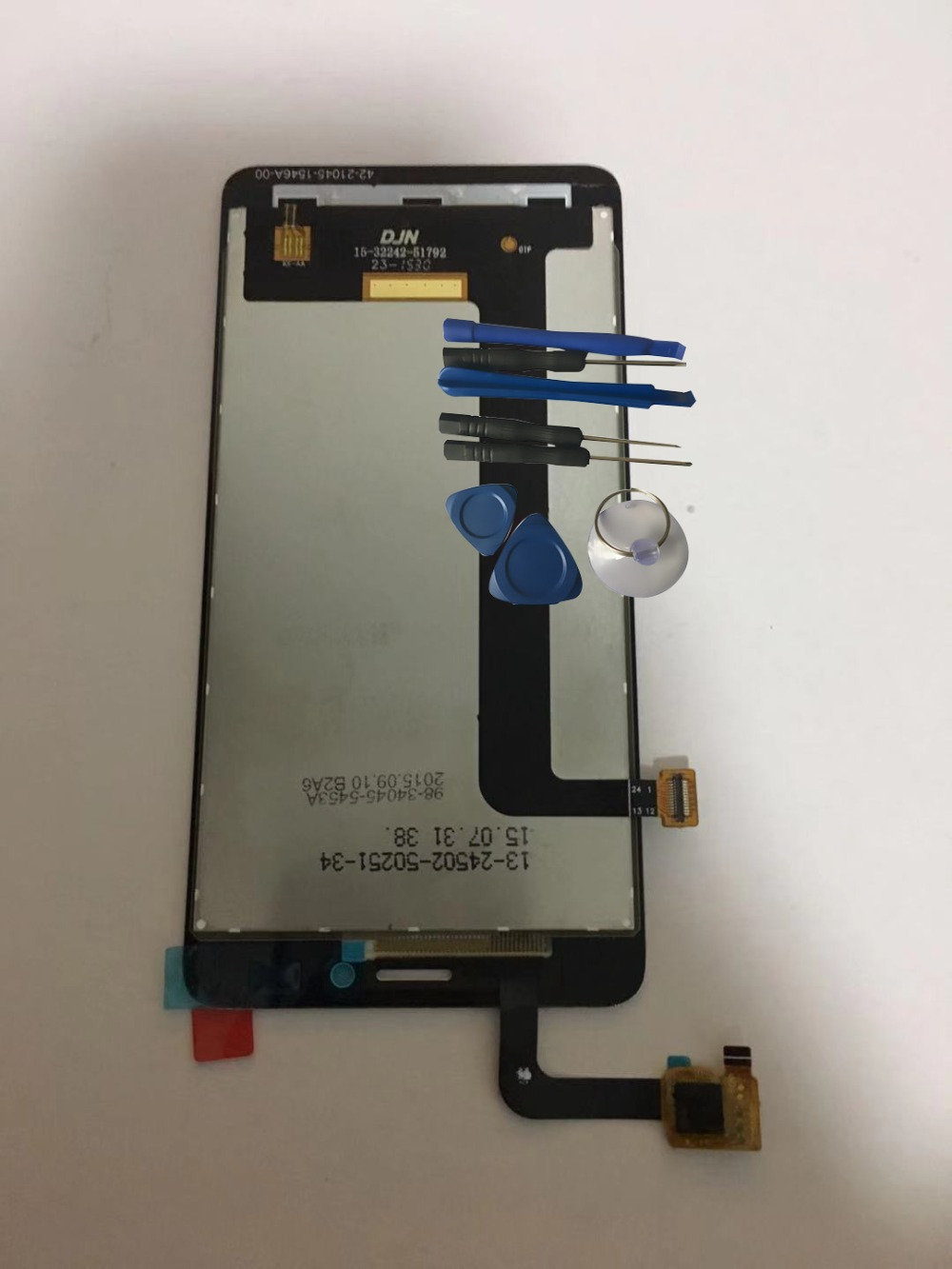 Touch, Display, Replacement, Tools, RYKKZ, Screen