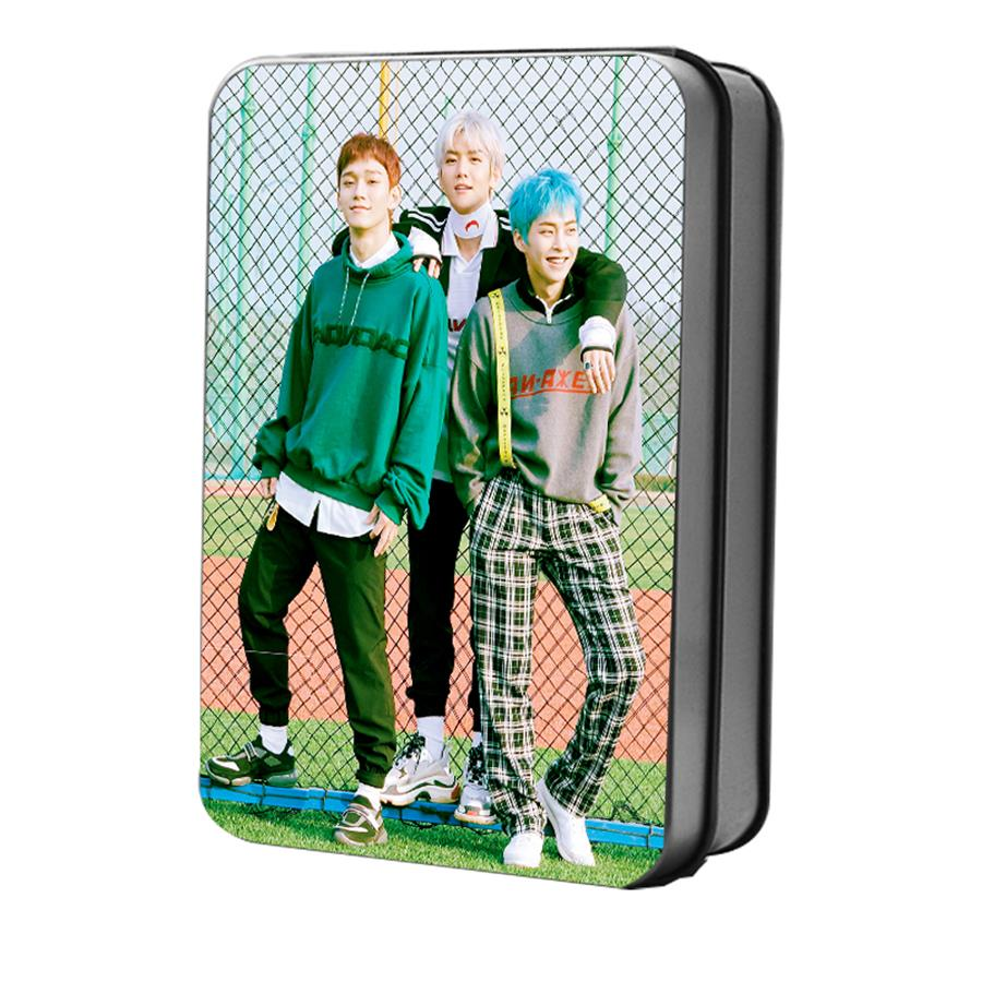 Beads & Jewelry Making Creative Kpop Exo Cbx Blooming Days Polaroid Lomo Cards Baekhyun Chen Photocard Poster 40pcs/set To Produce An Effect Toward Clear Vision Jewelry & Accessories