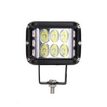 ECAHAYAKU 4 inch 60W LED Work Light new design side lights 4x4 Offroad Led Bar Driving Lamp Truck Boat ATV SUV 4WD 12v 24v