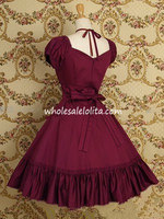 Red Ruffkes Cotton Classic Lolita Dress  Ball Gown All SIze For Sale