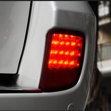 LED Tail Tylne Światło Przeciwmgielne Dla Toyota Land Cruiser 200 Akcesoria FJ200 2008-2013