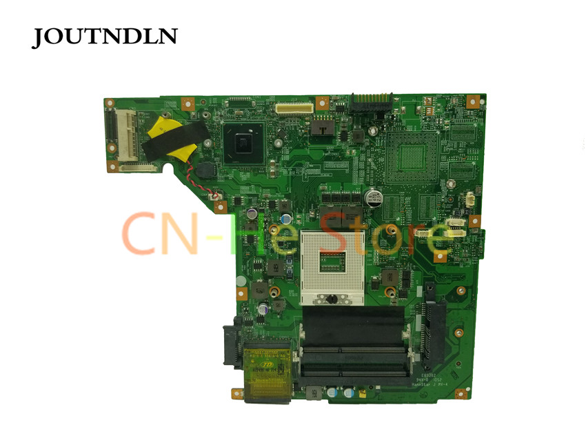 JOUTNDLN FOR MSI GE620DX GE620 Laptop Motherboard MS-16G5 MS-16G51 REV 1.0 HM65  Integrated Graphics DDR3 100% work