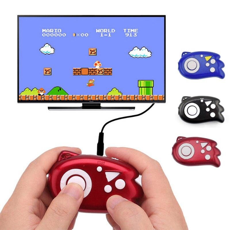 레트로 미니 핸드 헬드 게임 콘솔 89 클래식 게임 8 비트 게임 플레이어 가족 tv 비디오 콘솔 어린이 선물 완구