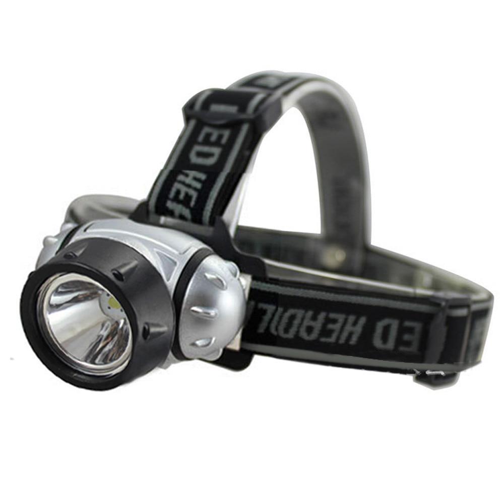 LED Headlamp Headlight Flashlight Head Light Lamp Torch