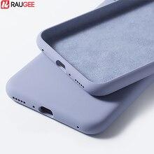Raugee матовый чехол для Xiaomi mi 8 Lite чехол противоударный жидкостный Мягкий силиконовый чехол для Xiaomi mi A3 Lite mi 9 mi 9 SE L ite чехол