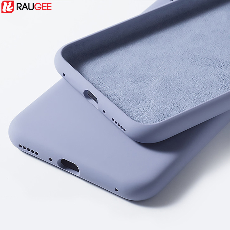 Raugee Matte <font><b>Case</b></font> <font><b>For</b></font> <font><b>Xiaomi</b></font> <font><b>Mi</b></font> 8 Lite <font><b>Case</b></font> <font><b>Shockproof</b></font> Liquid <font><b>Soft</b></font> <font><b>Silicone</b></font> <font><b>Case</b></font> <font><b>For</b></font> <font><b>Xiaomi</b></font> <font><b>Mi</b></font> A3 Lite <font><b>Mi</b></font> <font><b>9</b></font> Mi9 <font><b>SE</b></font> L ite <font><b>Case</b></font> image