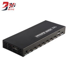 SZBITC HDMI Splitter 1X9 port distributes 1 input 9 output Video wall controller high quality hdmi video wall controller 2x2 processor splitter hdmi