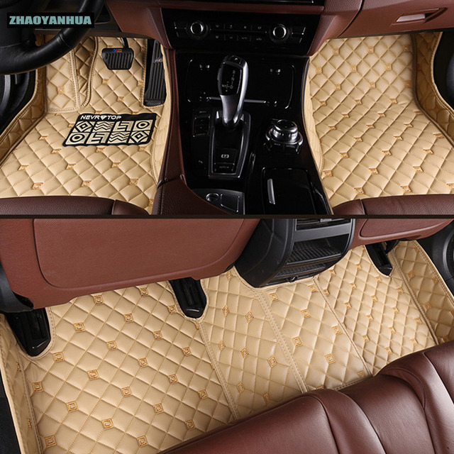 Zhaoyanhua Car Floor Mats For Mercedes Benz 463 G Class 280 320 350