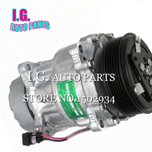 BRAND NEW A/C Compressor FOR CAR VW LT 28-35 II / For Car VW LT 28-46 II / TRANSPORTER MK IV 2.4L 2.5L AC COMPRESSOR (1996-2006)