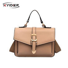 KYIDER 2019 New Handbag Shoulder Bag Fashion Flap Small Crossbody Bags for Women Messenger PU Leather Ladies Hand