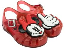 Mini Melissa New Girls Boys Sandals Mickey Jelly Shoes Children Sandals Non-Slip High Quality Summer Jelly Shoes