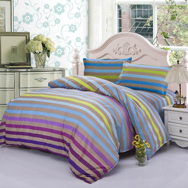 っon Sale 4pcs Beddingset ᗐ Bedding Bedding Set Queen Size
