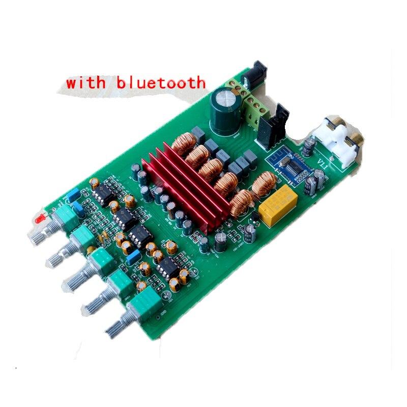 2.1 High Power HIFI Digital Power Amplifier TPA3116D2 Ultra LM1875 Bluetooth 4.2 мойка кухонная blanco elon xl 6 s антрацит 518735
