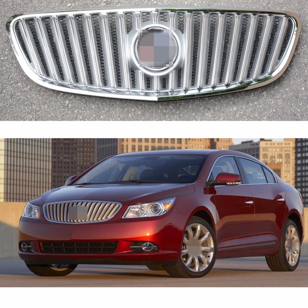 Buick Lacrosse 2013 For Sale: Chrome Car Upper Grille Grill Radiator For Buick Lacrosse