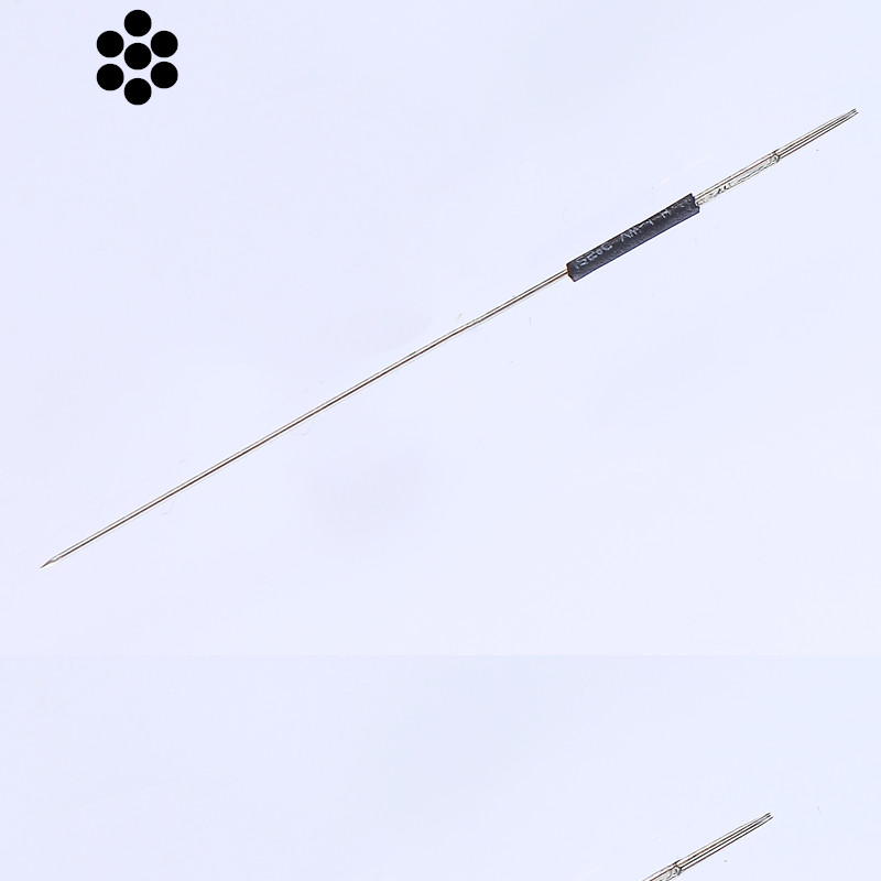 100pcs X7R Professional Stainless Steel Standard Needle For Eyebrow Tattoo Machine Gun TAM Ink By China Post