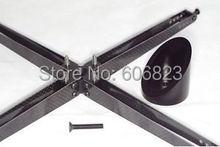 Cheap price Newtonian Reflector Telescope Spider W/ Secondary Mirror Holder F/ 10″ Caliber