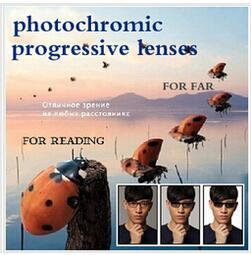transition free form progressive lenses index 1.56 photochromic progressive lenses wider focus angle multi focus without line