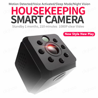 HD 1080P Mini Camera Smart Home Security IR Night Vision Micro Camera Voice Activated Motion Detection