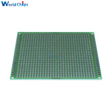 10Pcs 7x9 7*9cm Double Side Prototype PCB Tinned Universal Board Experimental Plate Circuirt Hole Bread Board