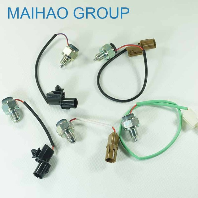 MB896028 MB896029 MB837105 MB837107 MB837109 5 шт./лот T/H H-L КПП 4WD лампа переключатель для Mitsubishi Pajero высокое качество
