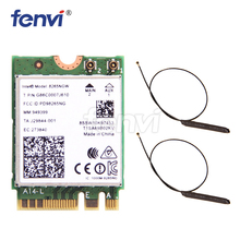 New 8265NGW AC Dual Band Intel Wireless-AC 8265 NGFF 867Mbps WIFI MU-MIMO 802.11ac Wi-Fi+Bluetooth 4.2 Card For Windows 7/8/10