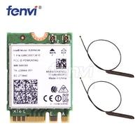 New 8265NGW AC Dual Band Intel Wireless AC 8265 NGFF 867Mbps 2x2 WIFI 802 11ac Wi