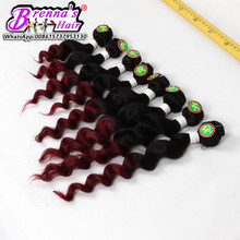 8 Pieces/lot brazilian body wave hair perruque cheveux humain afro kinky curly vierge hair bundles for black women