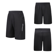 Mens Quick Dry Spandex Running Shorts