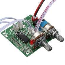 DC 5V 20W 2.1 Kanaals 3D Surround Digitale Stereo Klasse D Versterker AMP Board Module Voor Arduino Met draden