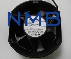 New and original inverter fan 5920PL-05W-B40 1751 24V axial fan authentic spot 172*150*50mm original brand new 3612kl 05w b50 9032 24v 0 32a 9cm two wire inverter fan