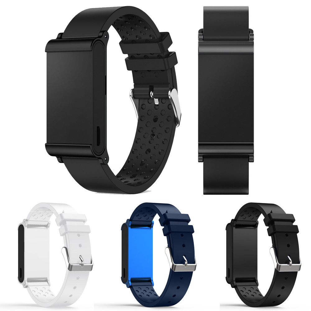 Superior New Fashion Sports Silicone Bracelet Watch Strap Band For Withings Pulse Ox High Quality M3071 In Watchbands From Watches On Aliexpress