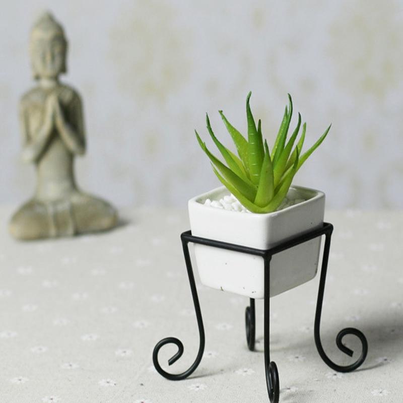 Freeshipping Garden Modern Desktop Plant Pots New Design