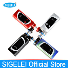 Perfect vape Kit Sigelei e electric cigarette Kaos Spectrum 230W с выбранным резервуаром Kaos