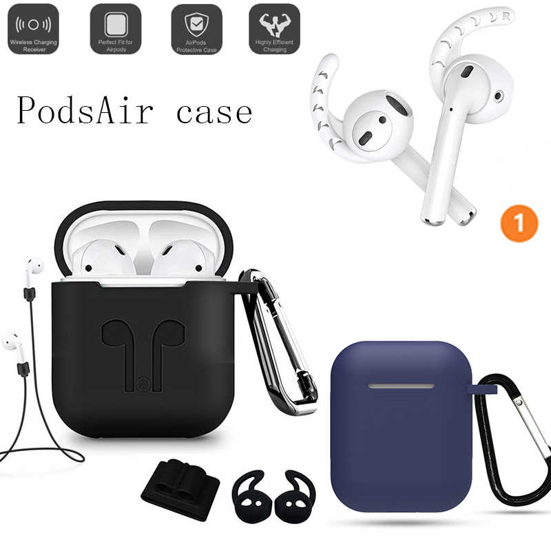 case ear buds cover i10 i12 tws accessories cases Bags key ring luxury cute skin funda for apple airpods air pods 1 2