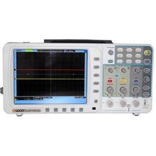 OWON 100 МГц Осциллограф SDS7102 1 Г/локон большой 8 «ЖК-3 лет wa LAN БПФ бесплатная FW upgr