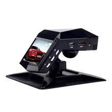 Driving Recorder Car DVR Dash Camera Night Vision Anti-shake 170 Degrees Wide Angle Parking Monitor