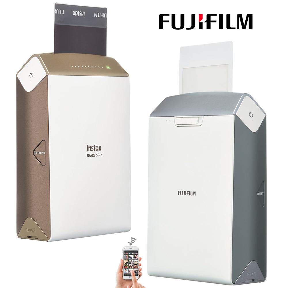 New Arrival Genuine Fujifilm Instax Share SP 2 Mobile Smartphone Printer Instant Film Photo Instax Printers