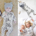2017 New Cute Infant Baby Girl Boy Romper Jumpsuit Outfits One-piecer Clothes