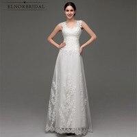 Robe De Mariee Dantel Gelinlik Ucuz 2018 Illusion Geri Hochzeitskleid A Line Gelin Törenlerinde Custom Made Alibaba Çin