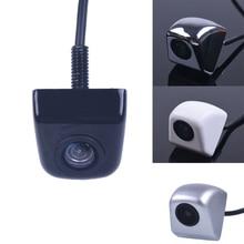 Автомобиль CCD Фронтальная камера Камера Заднего вида Универсальная Система Помощи При Парковке Для Резервного Копирования Монитор Водонепроницаемый 170 Градусов