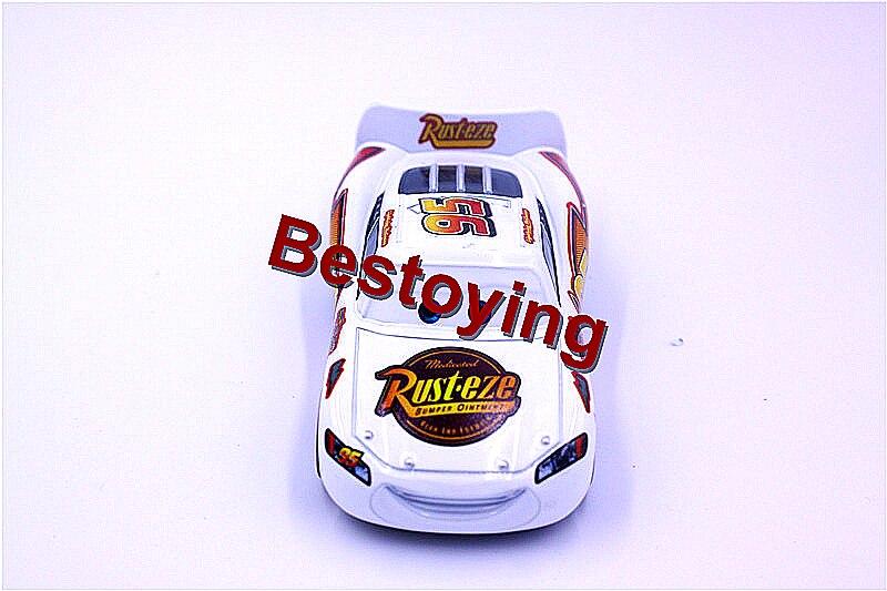 Pixar Arabalar Radyatör Springs Beyaz MaiKun No. 95 Diecast Metal Oyuncak Araba Çocuklar için 1:55 Gevşek Brand New Stock & Registere tarafından