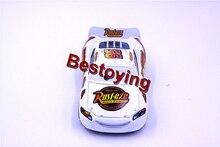 Pixar Cars Radiator Springs White MaiKun No 95 Diecast Metal Toy Car For Children 1 55