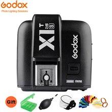 Godox X1T-S TTL HSS 1/8000S Wireless Trigger for Godox V860II-S TT685S TT350S for Sony DSLR Cameras a77II, a7RII, a7R, a58, a99 цена